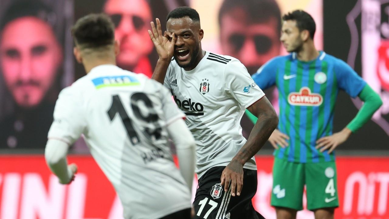 Beşiktaş farklı kazandı