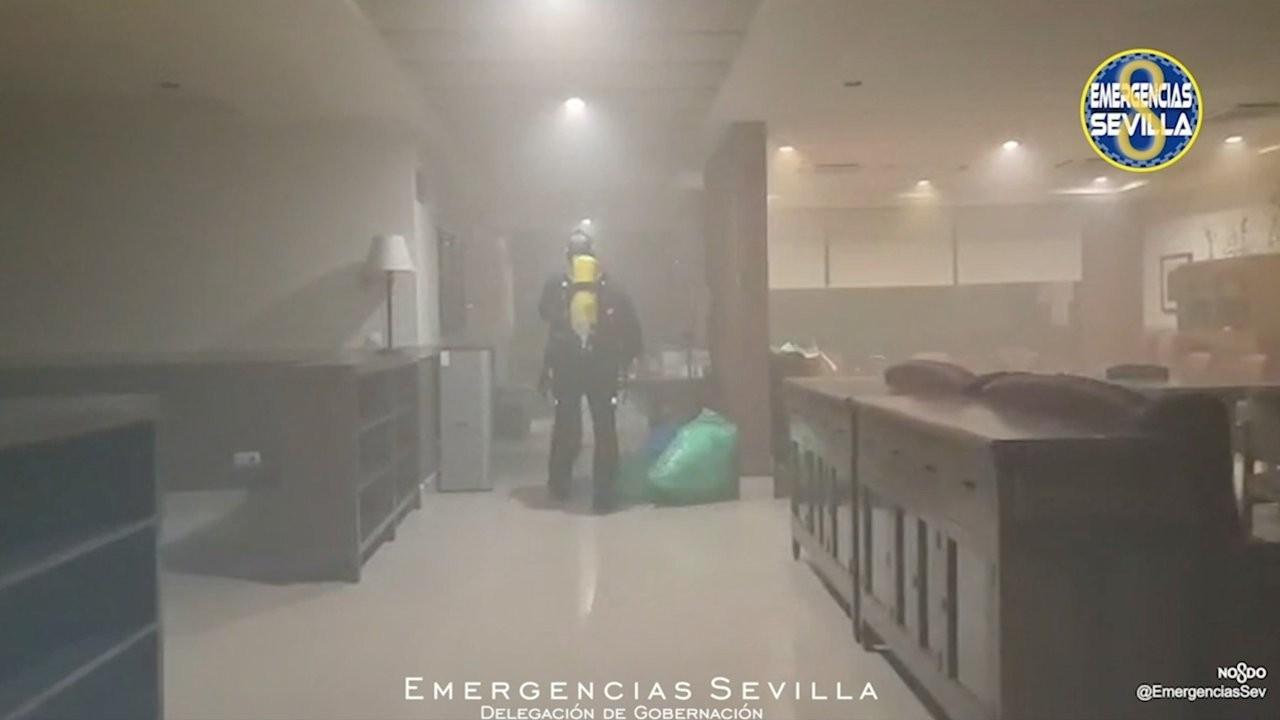 İspanya'da bakım evinde yangın: 89 yaşındaki kadın öldü