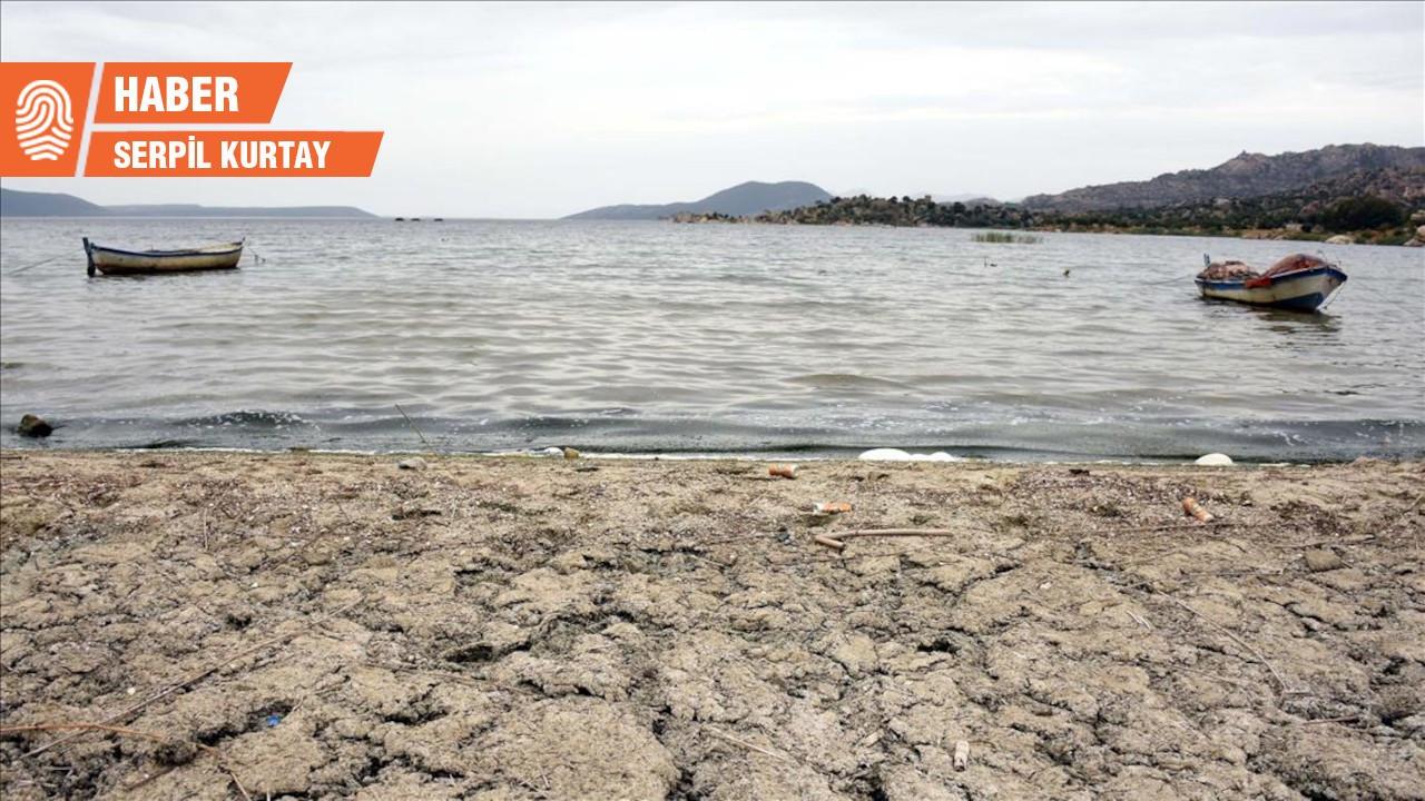 Yakında Türkiye'de göl kalmayabilir