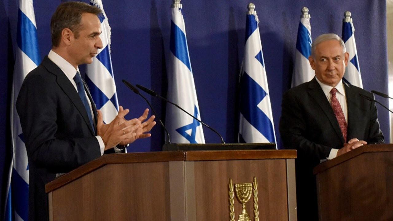 Yunanistan ve İsrail'den 1.5 milyar euroluk hava savunması anlaşması