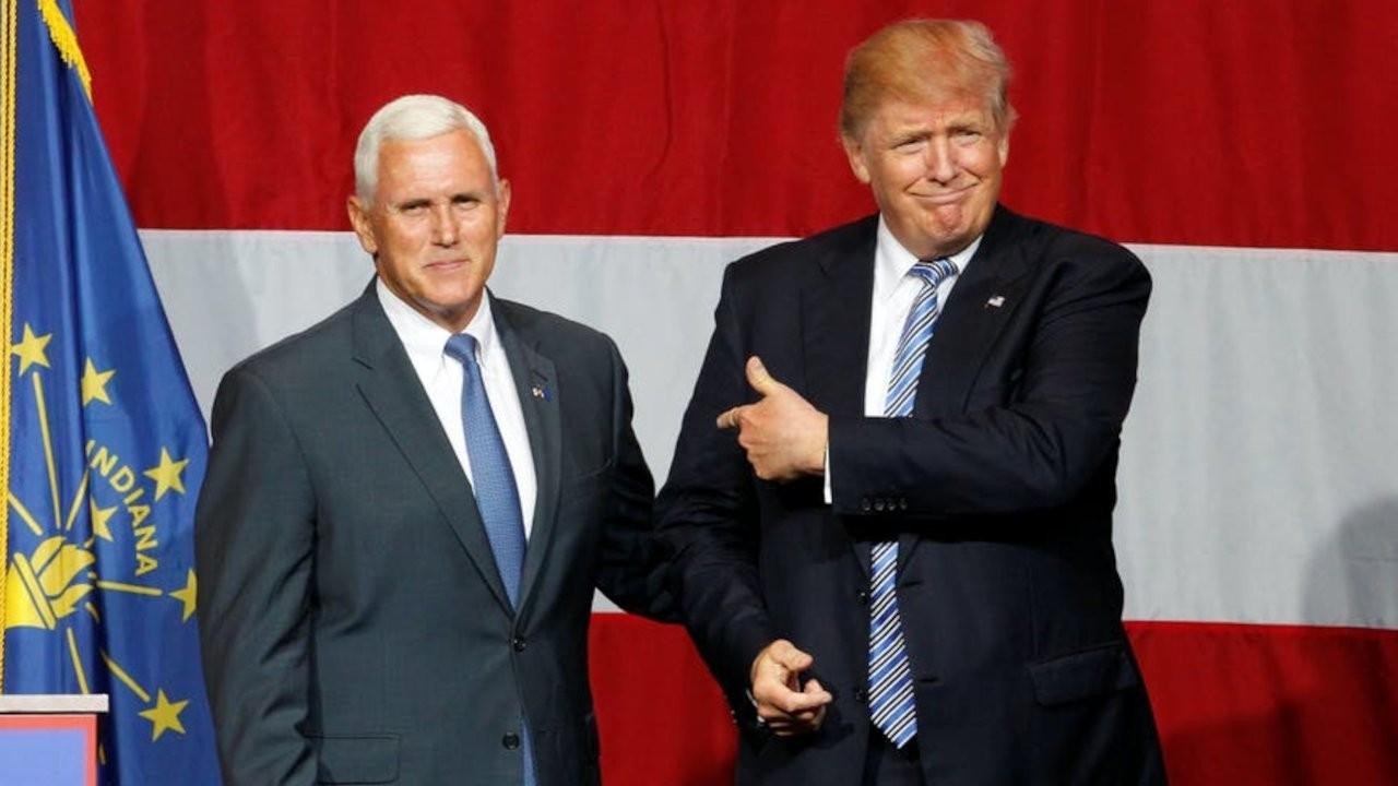 ABD basını: Trump'a 'seçim değiştirilemez' diyenlere Pence de eklendi