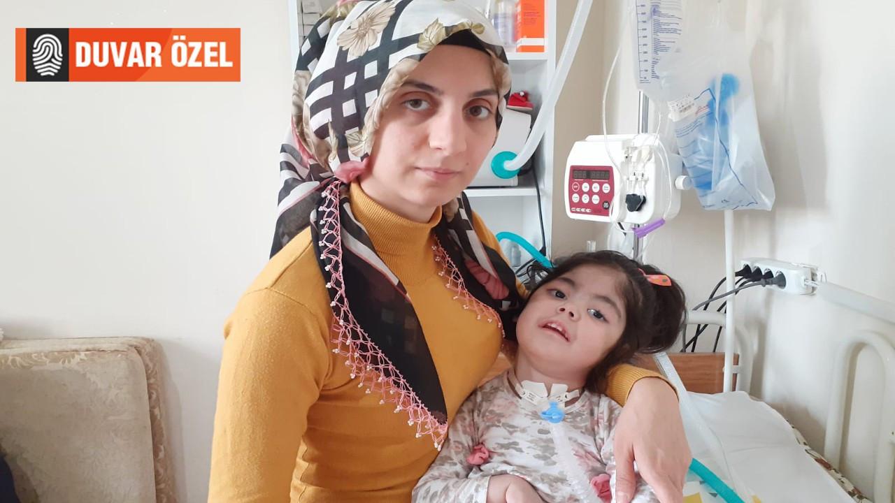 SMA'lı Havin Ömür'ün ailesi: Yardım çığlığımızı duysunlar