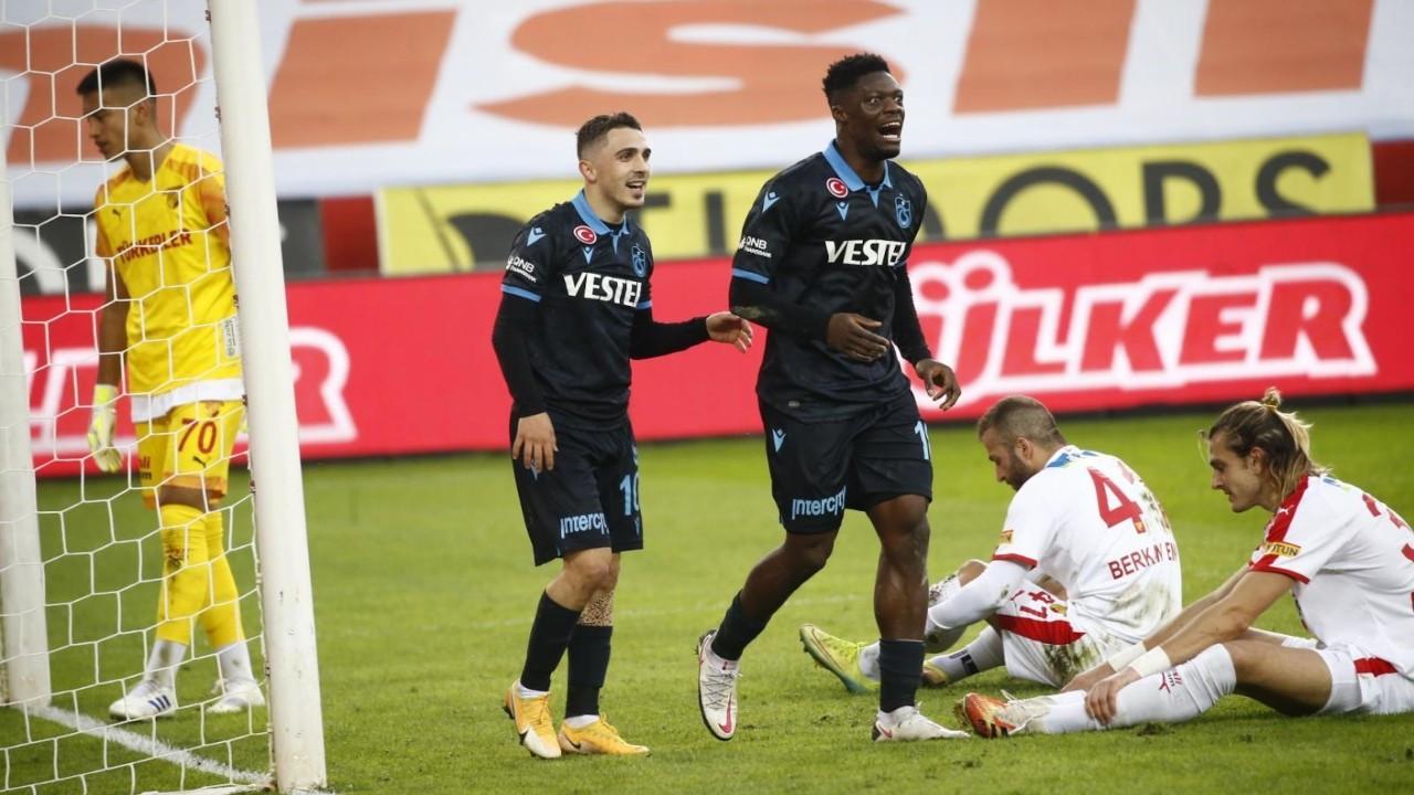 Başakşehir, Trabzonspor ve Gençlerbirliği sahasında kazandı