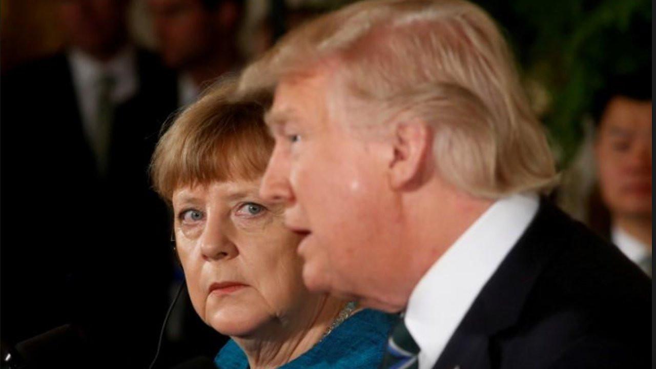 Merkel'den Trump'a: Seçimlerin kazananı ve kaybedeni vardır