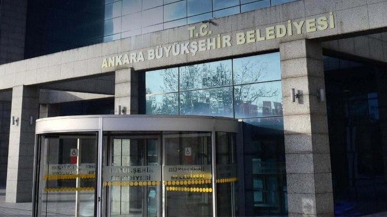 Ankara Büyükşehir Belediyesi, yangında işyerleri zarar gören esnafa 15 bin lira yardım yapacak