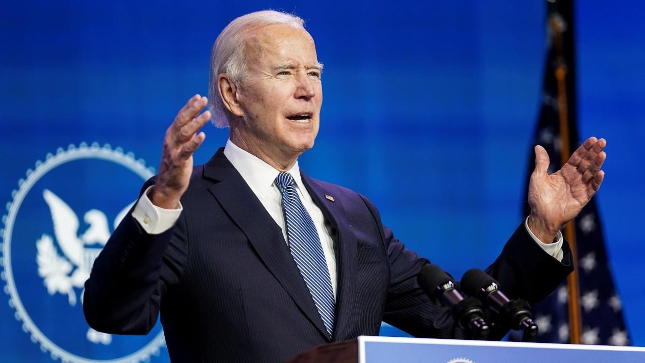Biden'dan Kongre baskını açıklaması: İç teröristler