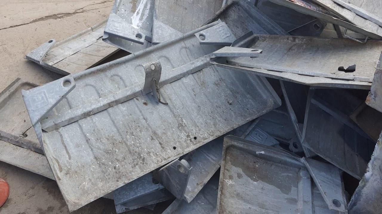 Edirne'de çöp konteynerleri bir gecede çalındı