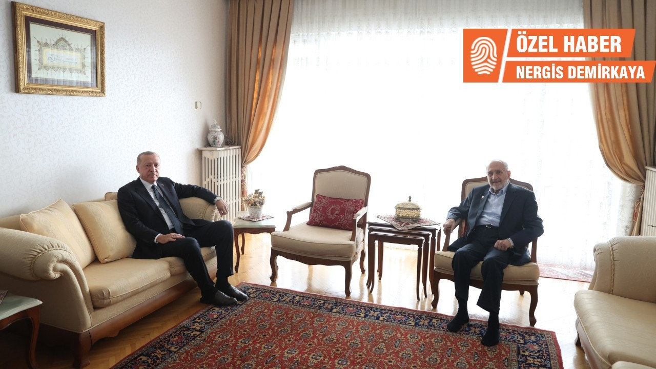 Erdoğan'dan Asiltürk ziyareti: İttifak arayışı mı?