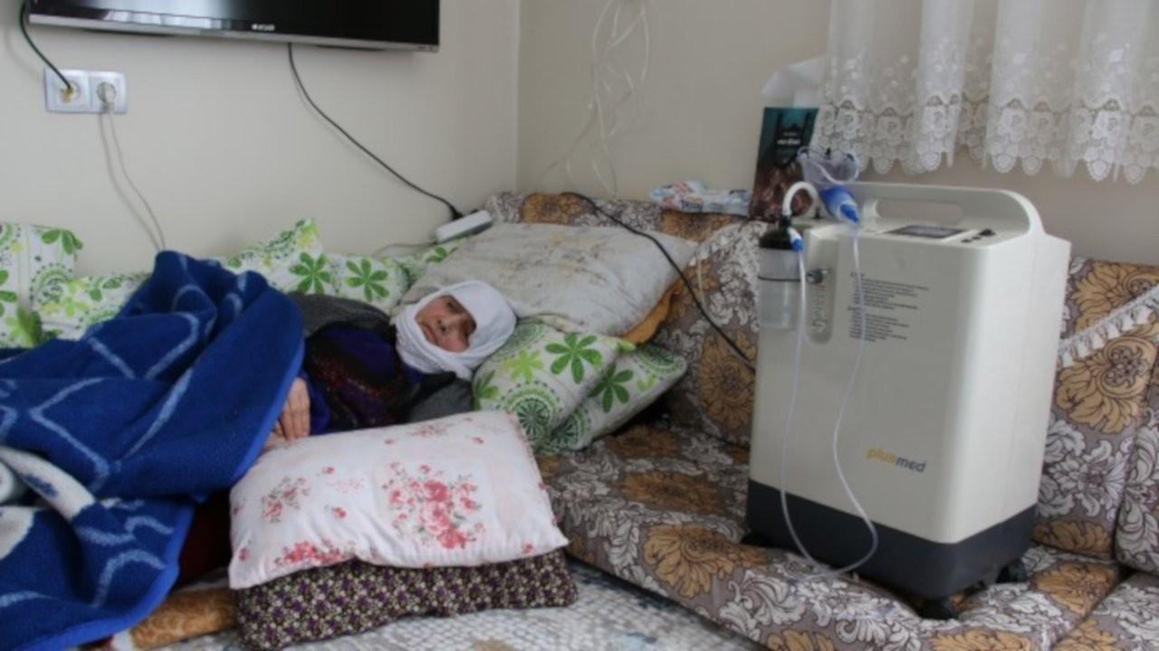 İpekyolu'ndaki elektrik kesintisine tepki: Eşim bu halde can çekişiyor