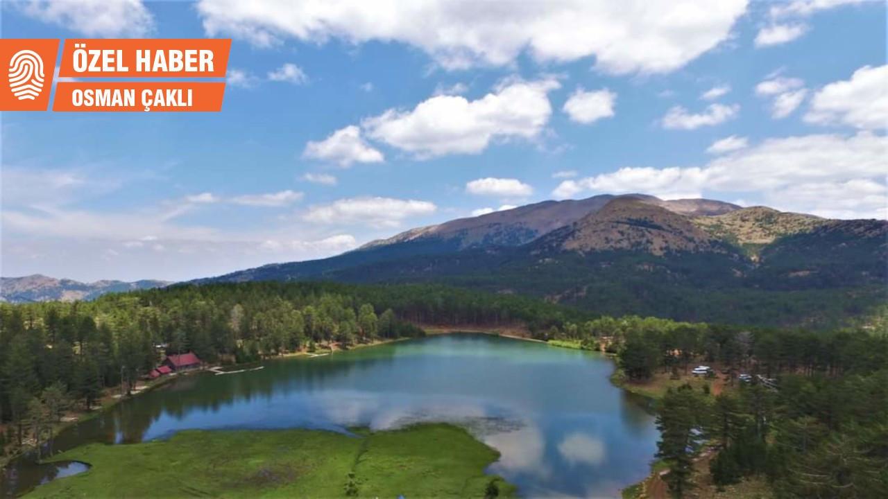 Sandras Dağı'nda maden: Suyu ve hayatı bitirecek