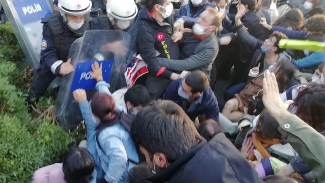 DEVA: Boğaziçili öğrencilerin protestosu temel haktır, engellenemez