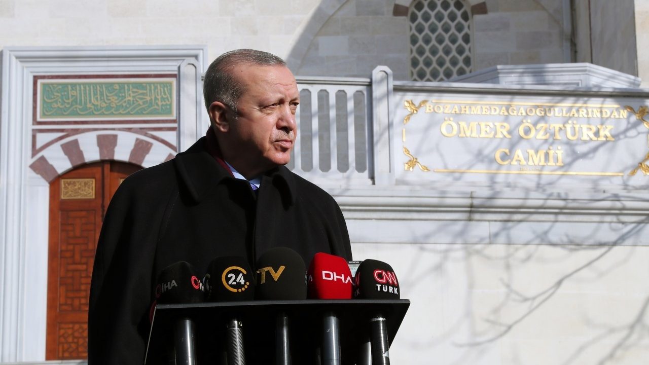 Erdoğan: Boğaziçi'nde işin içinde teröristler var