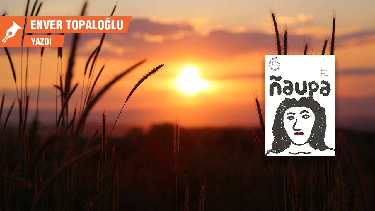 Beste Naz Karaca'nın ilk kitabı: 'Ñaupa'…