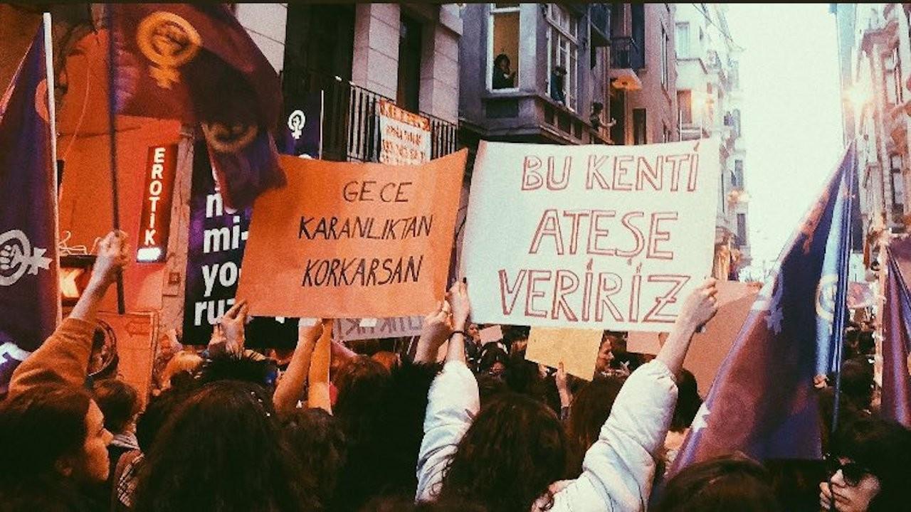 Buse Üçer'e destek veren kadınlara soruşturma açıldı