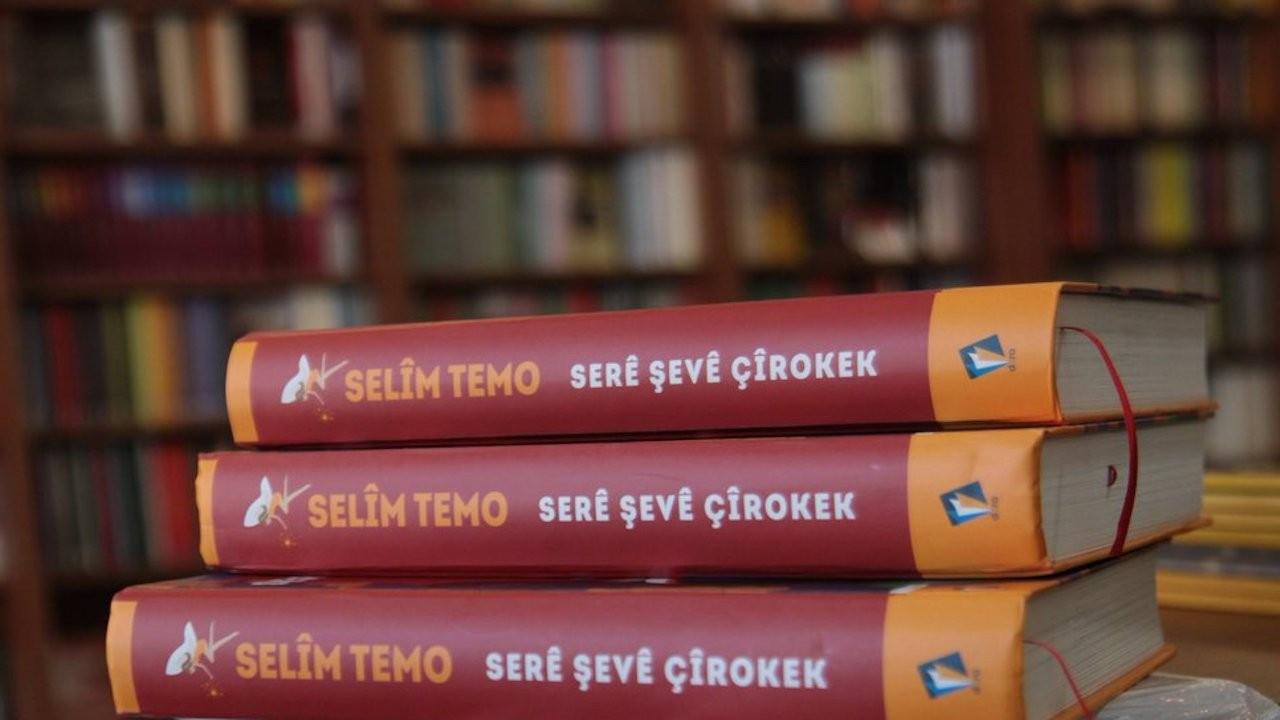 Pirtukakurdi: 2020'de en çok satan Kürtçe kitap Selim Temo'dan