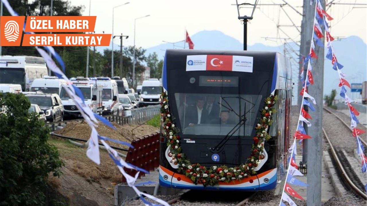 'Devlet Antalya halkını cezalandırıyor'