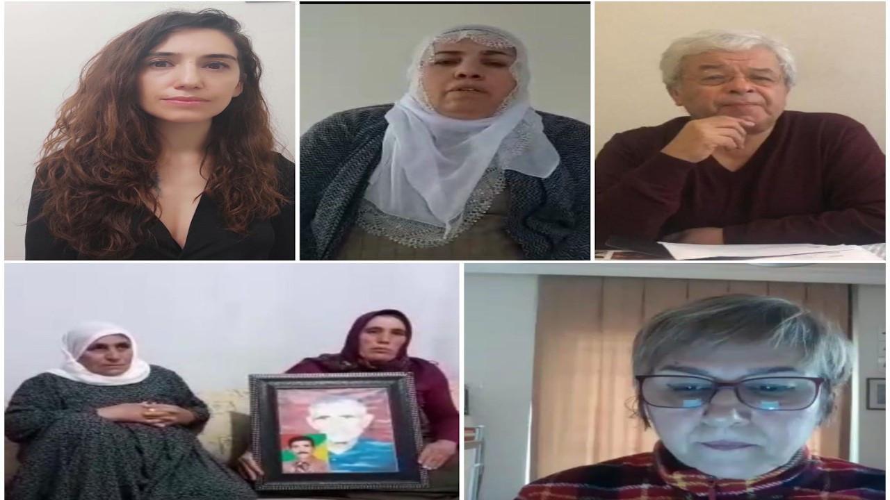 Cumartesi Anneleri: Güçlükonak katliamını unutmayacağız