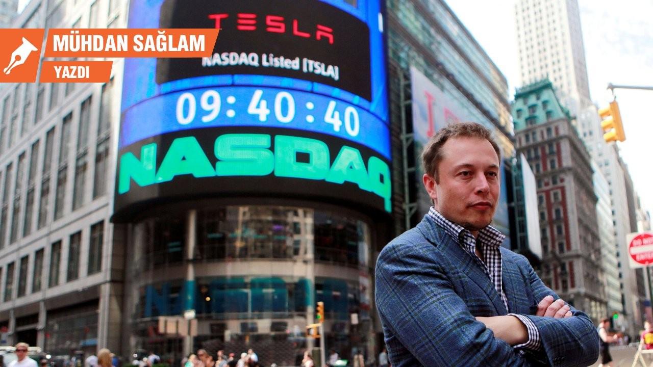 Herkes başarabilir(!): Elon Musk örneği