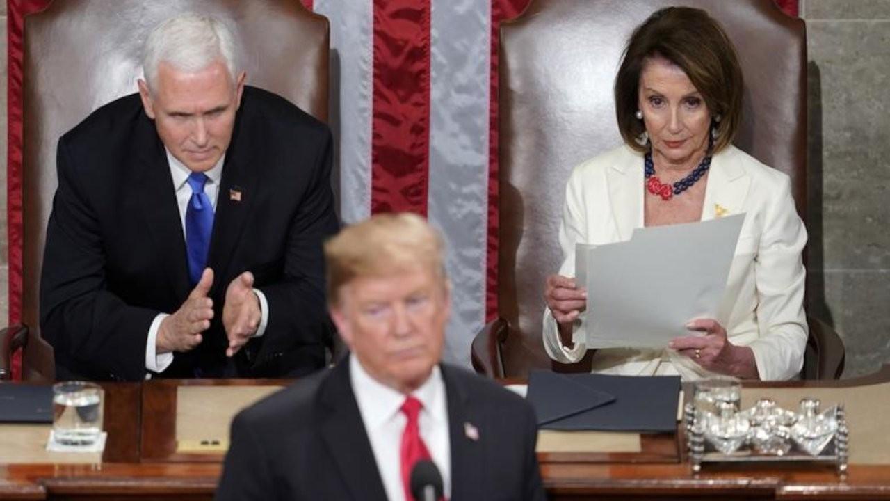 Pelosi'den Trump'a karşı nükleer saldırı önlemi