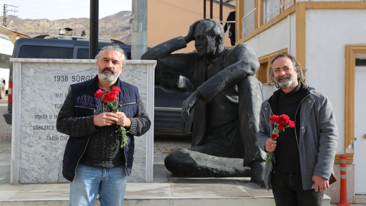 Tiyatrocular Dersim'de Cemal Süreya'yı andı