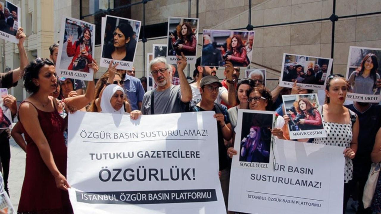 2020 raporu: Gazeteciler 479 kez hakim karşısına çıktı, 78 gözaltı, 25 tutuklama oldu