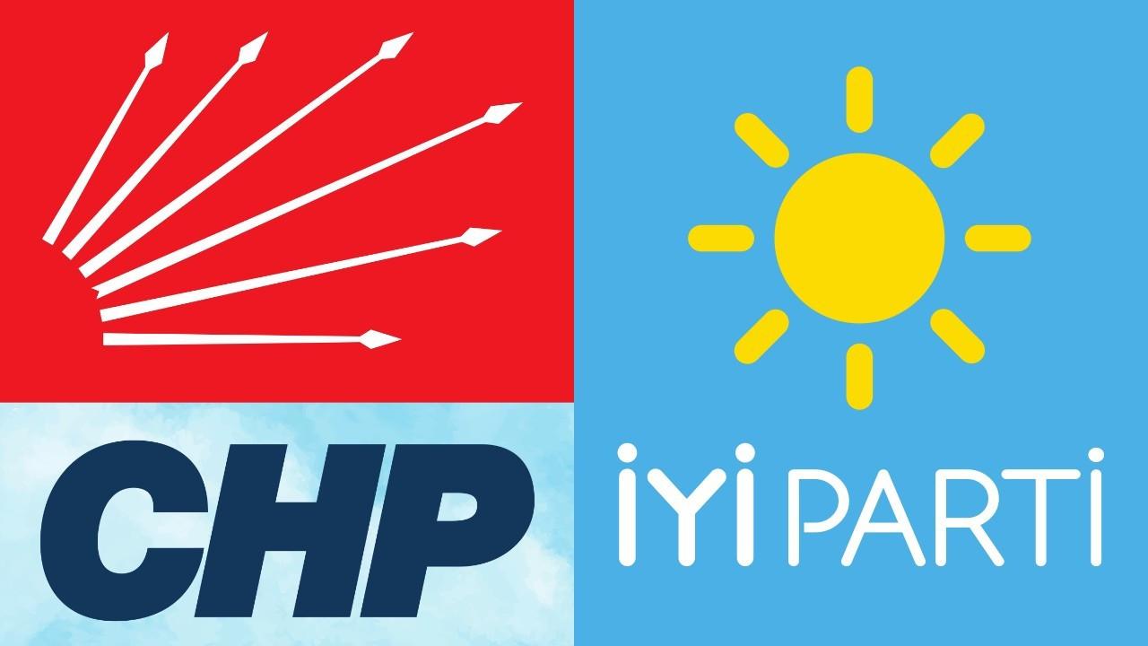 CHP ve İYİ Parti'den ortak 'ittifak' açıklaması