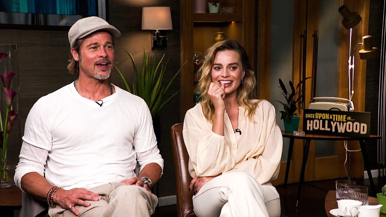 Brad Pitt'in yeni filmi Babylon 2023'te vizyonda
