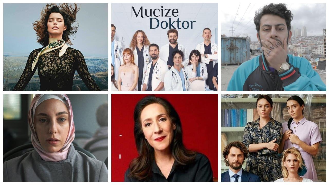 Türkiye'de 2020 yılının en beğenilen dizileri