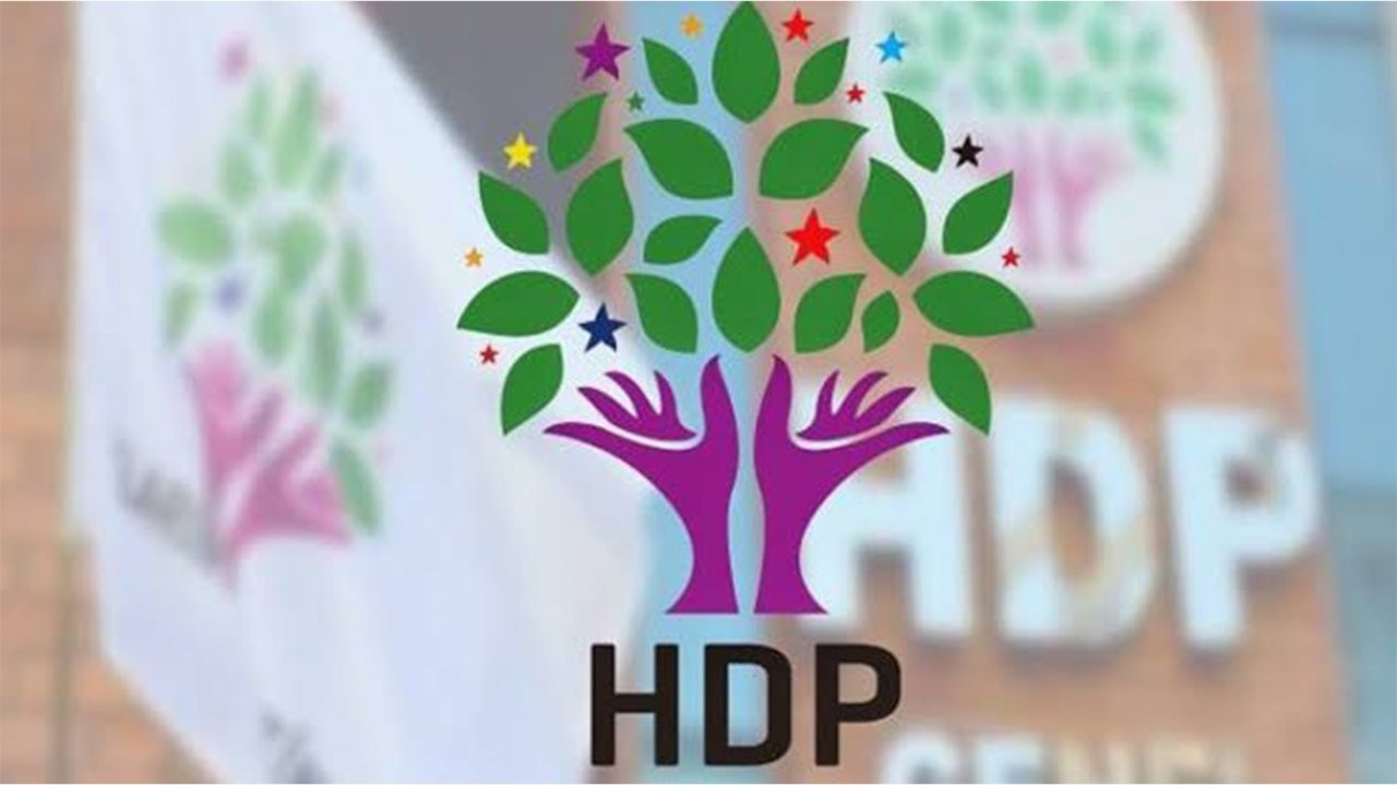 MHP'nin 'kapatma' çağrısına HDP yanıtı: Yargıyı etkileme suçu