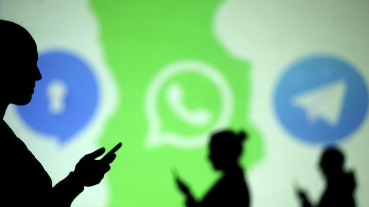 'Telegram'a PVC doğramacı geldi'