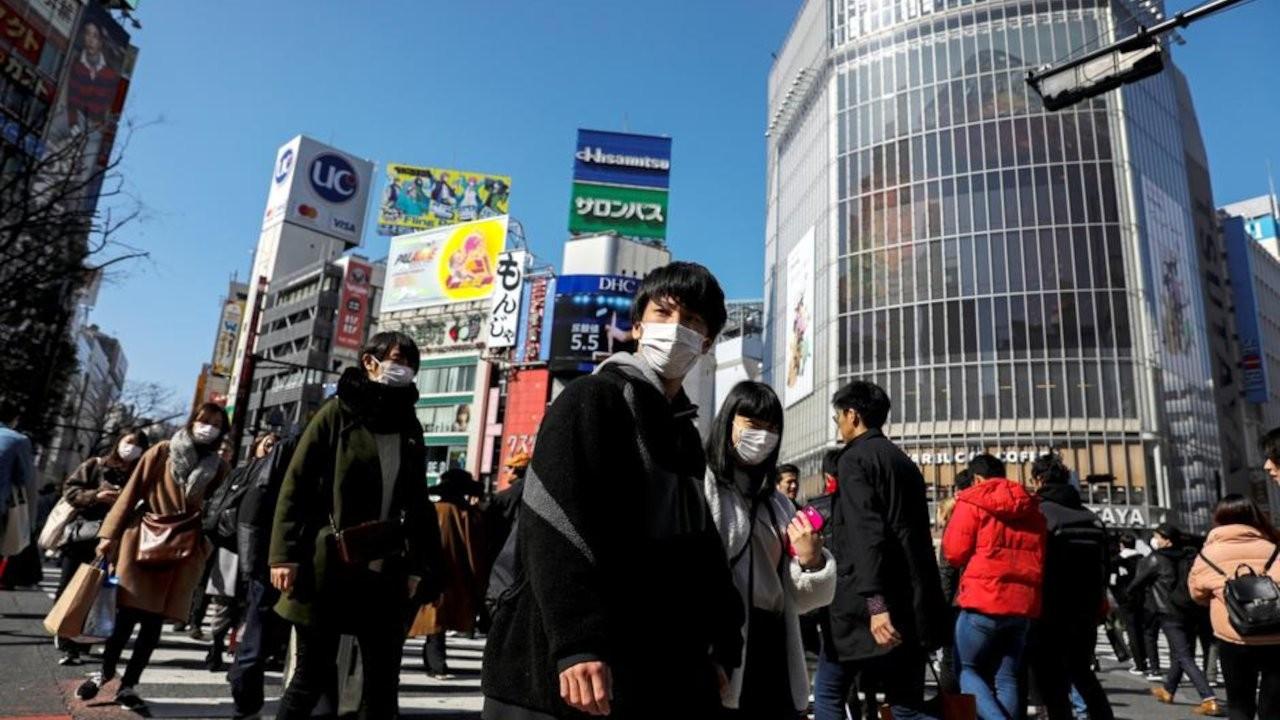 Japonya'da dört kişide virüsün yeni bir varyantı tespit edildi