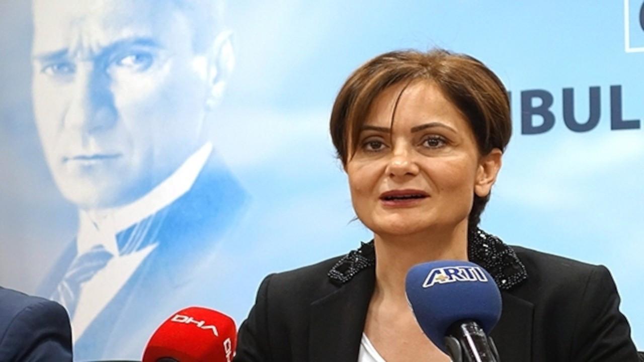Kaftancıoğlu'ndan Erdoğan ve Soylu'ya dava