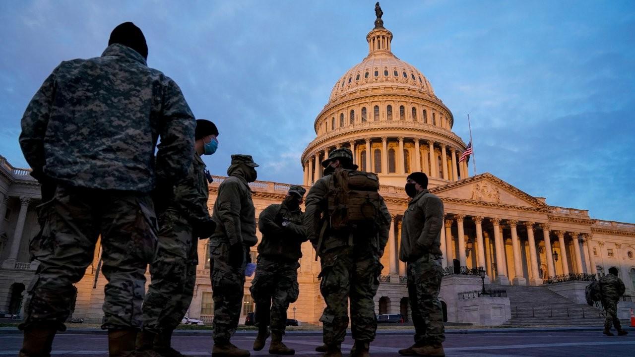 Washington DC'de 24 Ocak'a kadar acil durum ilan edildi
