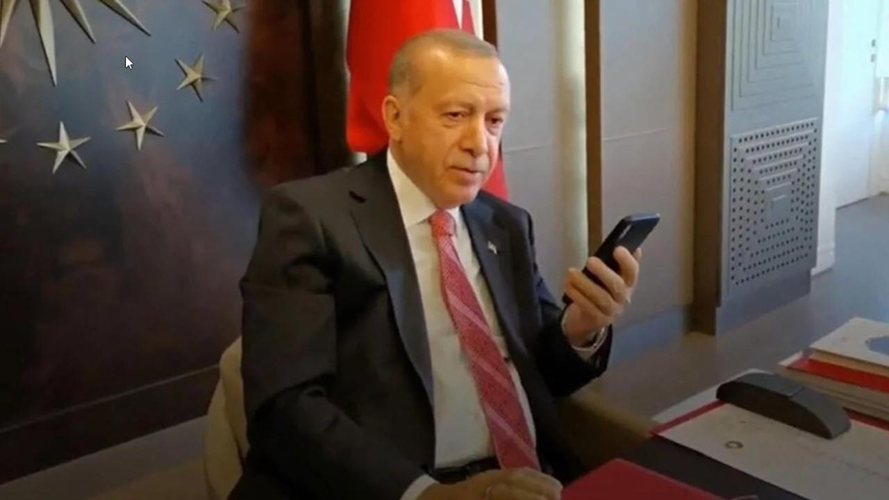 CumhurbaşkanıErdoğan, BiP ve Telegram'a katıldı