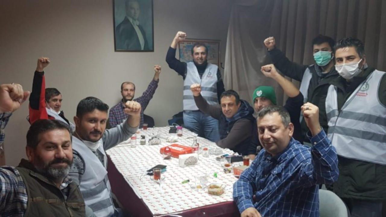 Cargill işçisine 'devletin gücü' gösterildi: Çifte ceza