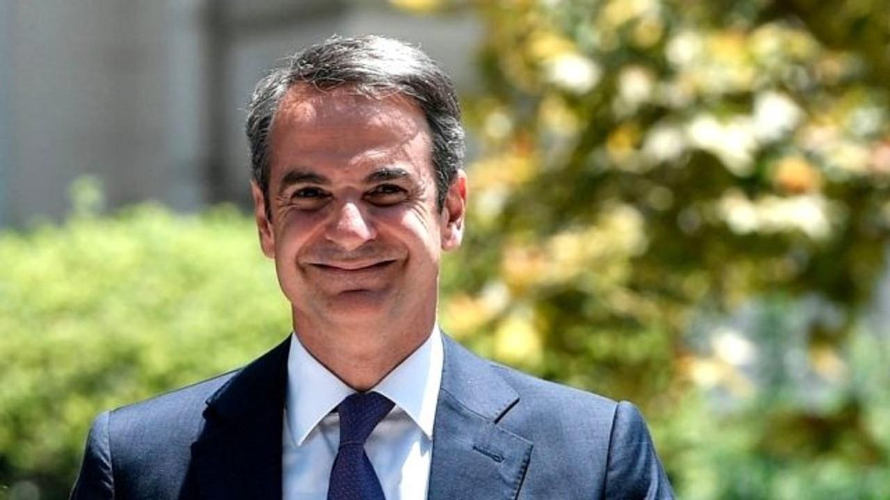 Miçotakis: 2021'de Türkiye-Yunanistan ilişkileri daha iyi olacak