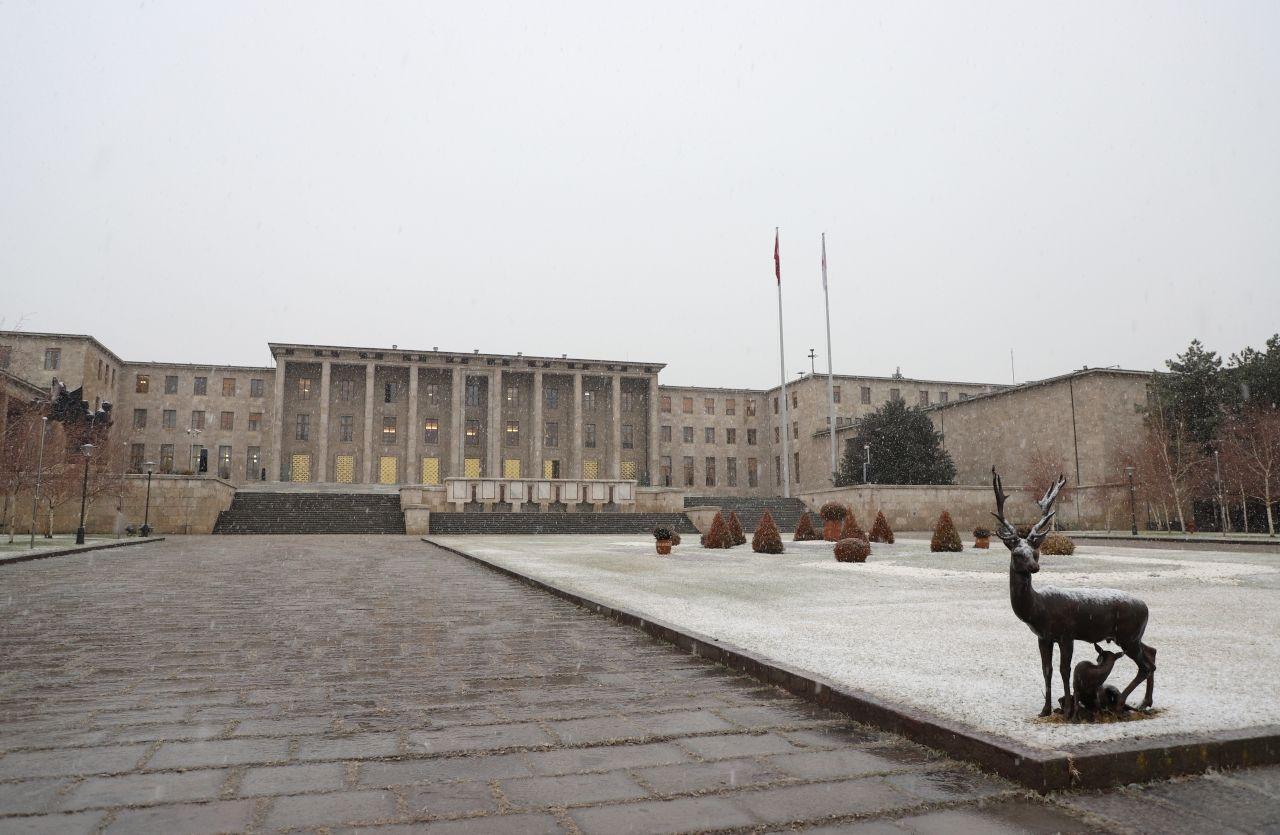 Ankara'dan kar yağışı manzaraları - Sayfa 3