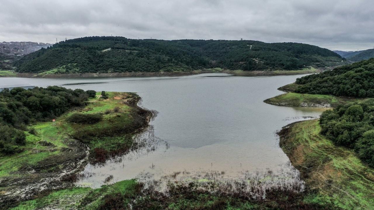 Yağışların İstanbul'un barajlarına etkisi yüzde 5 oldu