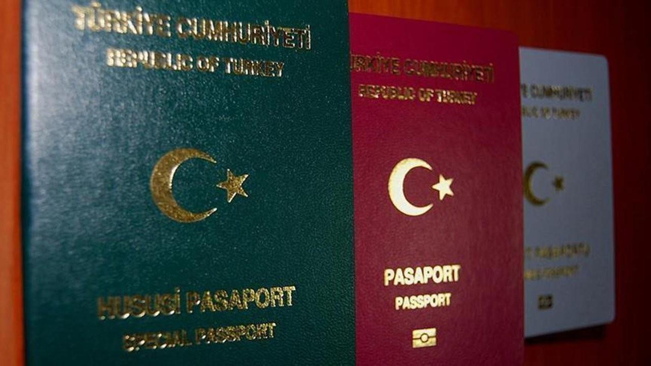 Yerel yönetimlere hizmet pasaportu verilmesi durduruldu