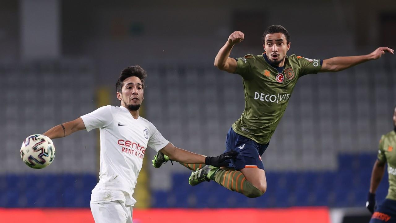 Konyaspor ve Başakşehir, kupada çeyrek finale yükseldi