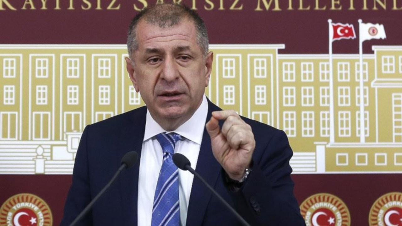 Mahkeme, İYİ Parti'nin Ümit Özdağ'ı ihraç kararını iptal etti