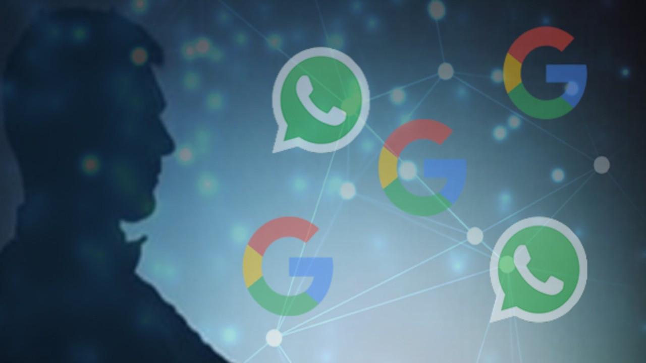 Whatsapp'ta gizlilik ihlali: Kullanıcı bilgileri Google'a sızdı