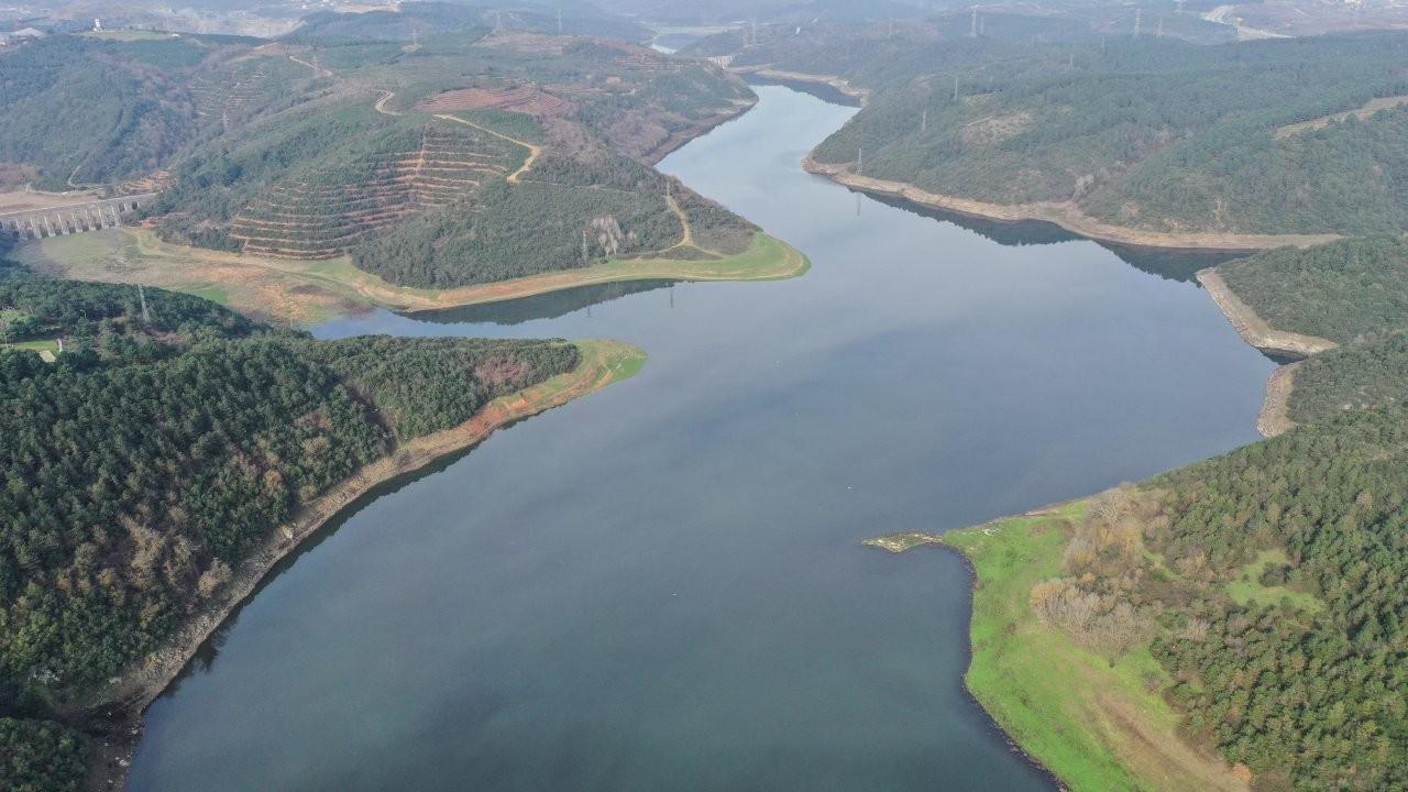 İstanbul'da baraj doluluk oranı yüzde 26.92'e yükseldi