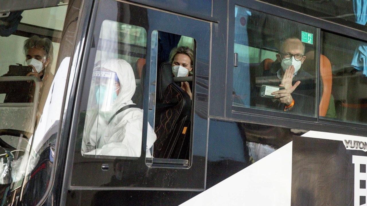DSÖ ekibi Wuhan'da: İki hafta karantinada kalacaklar