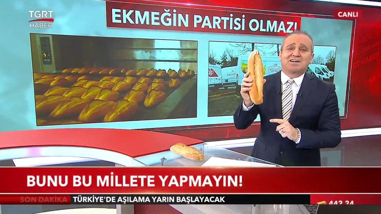 TGRT'den İmamoğlu'na destek, AK Parti'ye tepki