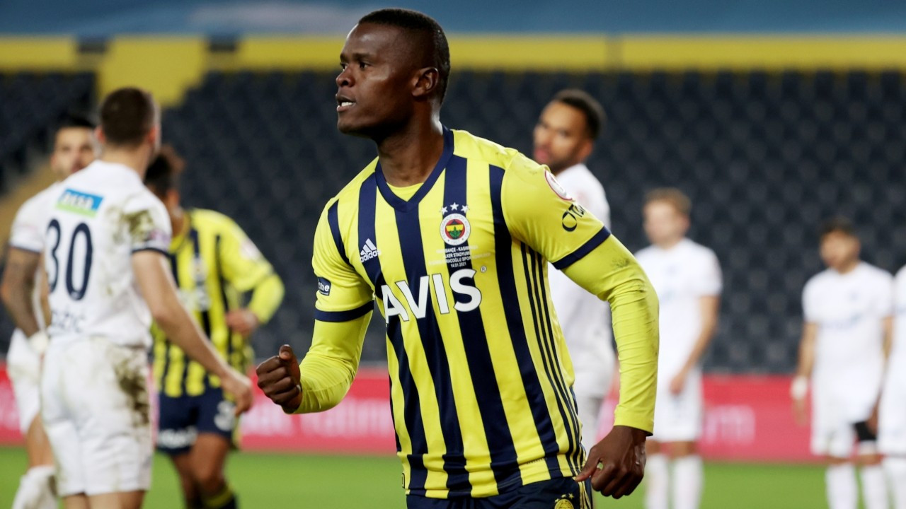 Kupada son çeyrek finalist Fenerbahçe