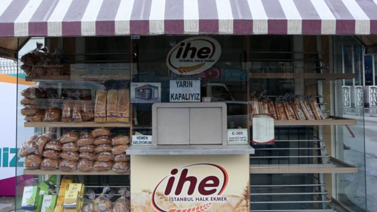 142 yeni Halk Ekmek büfesine İBB Meclisi'nden onay