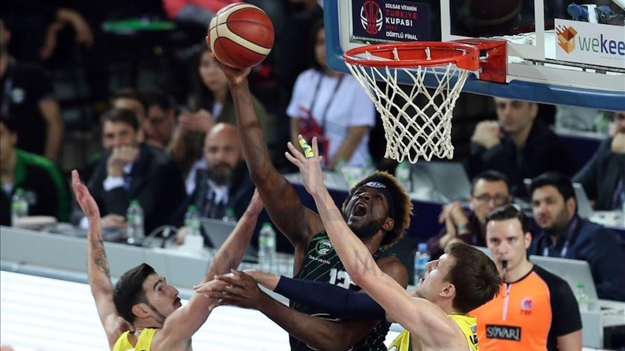 Basketbol Federasyonu: Türkiye Kupası düzenlenmeyecek