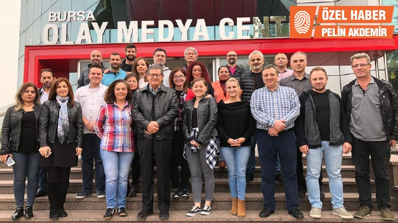 Olay TV Bursa'ya dönüyor