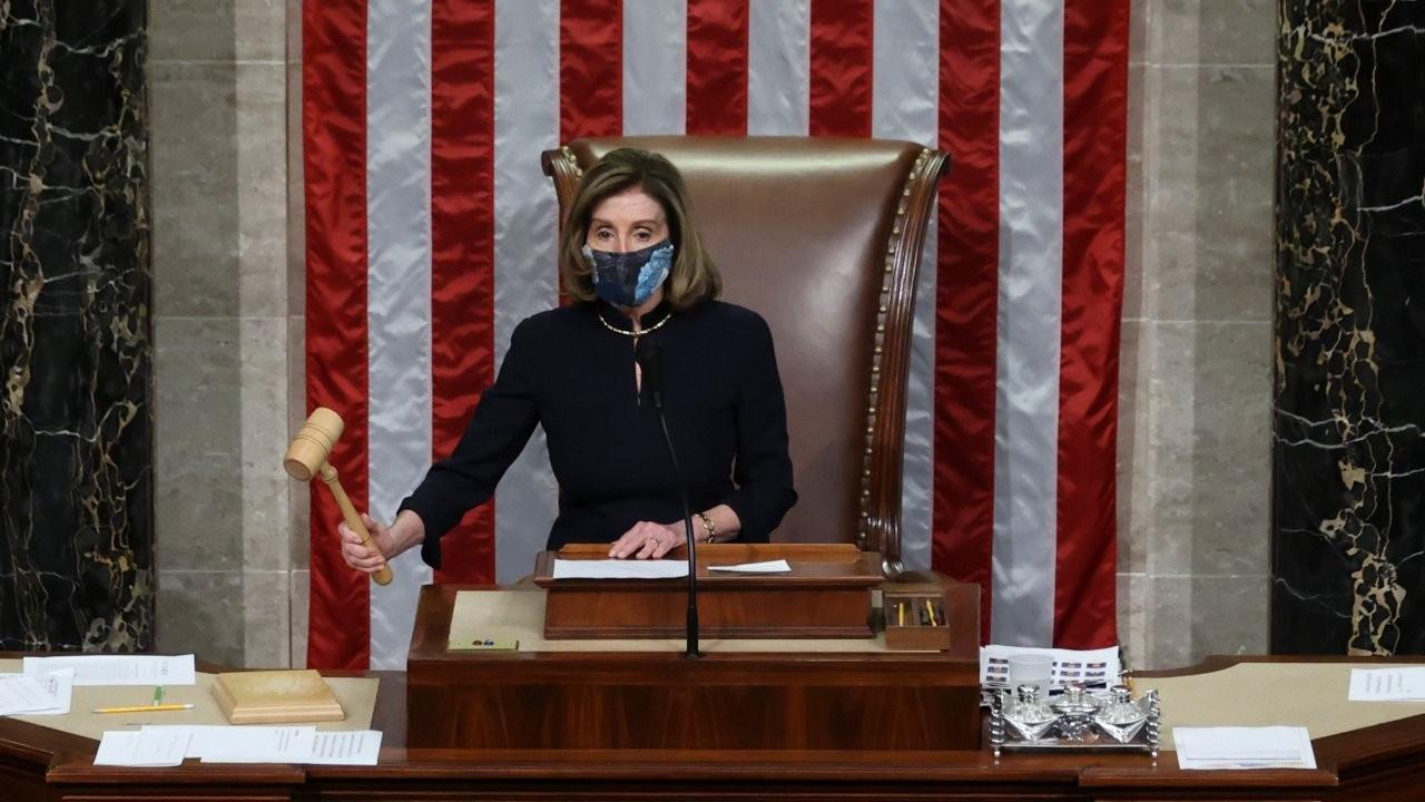 Trump Temsilciler Meclisi'nde ikinci kez azledildi